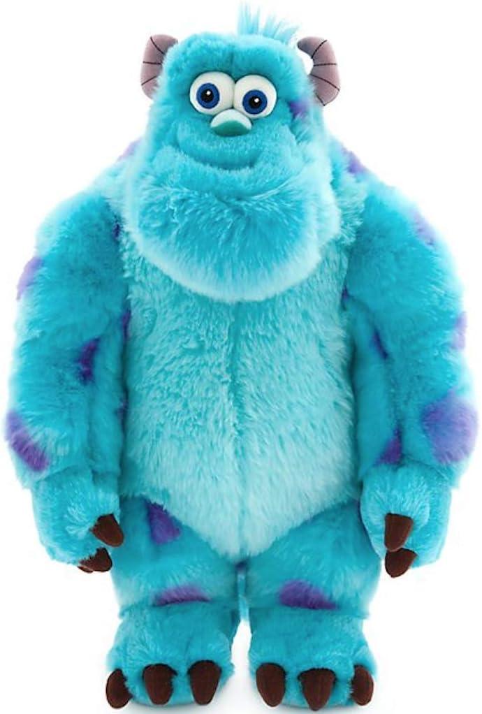 Disney Store Pixar Sulley Mediano Peluche 38cm – Monstruos S. A ...