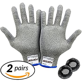 Amazon Com Nocry Cut Resistant Gloves High Performance