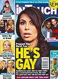 Kim Kardashian ('He's Gay') Kanye West, Jennifer Lopez, January Jones, Miley Cyrus, Miranda Lambert, NeNe Leakes, Brandi Glanville, Amanda Bynes - May 27, 2013 In Touch Magazine