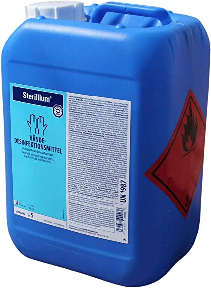 Sterillium Hands Disinfectant 5 L Amazon Co Uk Beauty