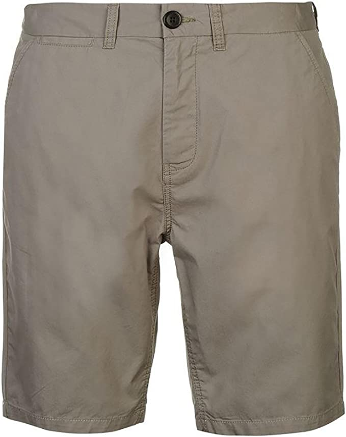 Pierre Cardin Hombre Pantalones Cortos Clásicos Chino 100% Algodón ...