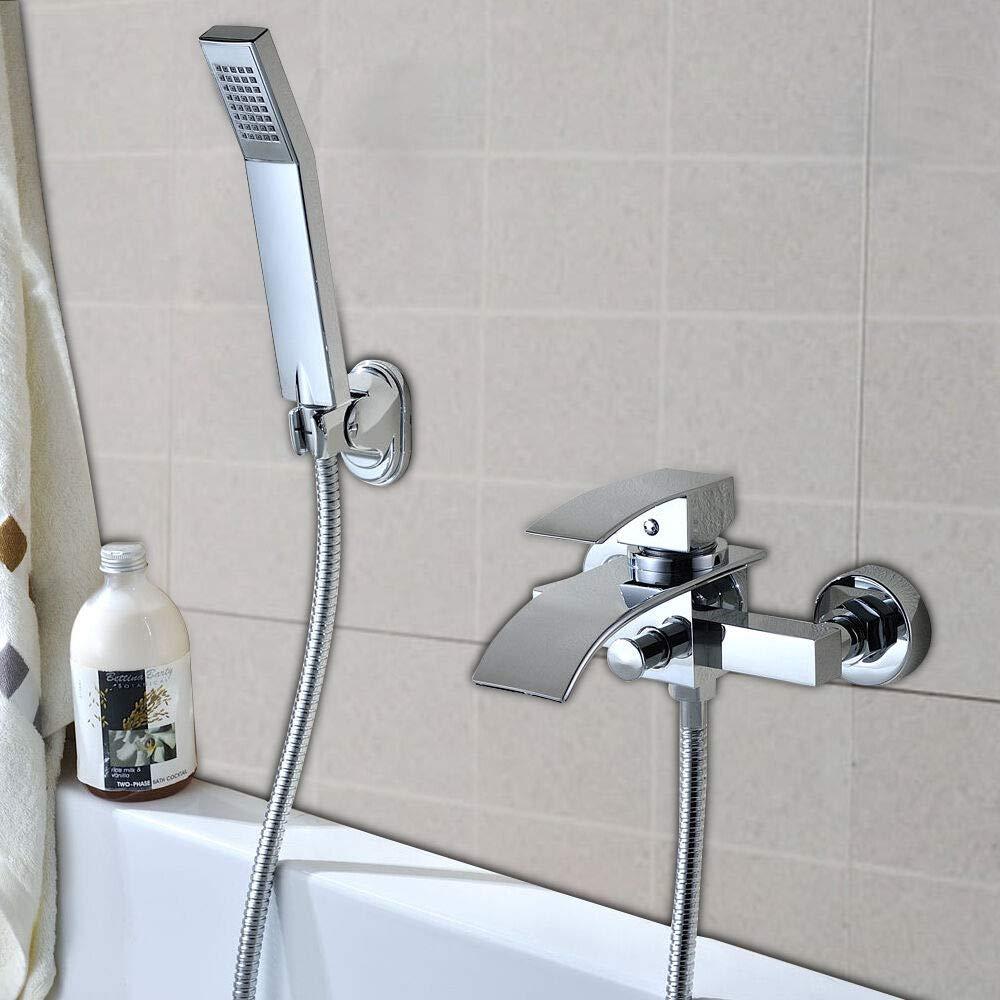 Badewannenarmatur HaroldDol Elegant Wannenarmatur Badewanne Armatur Badewannensysteme ...
