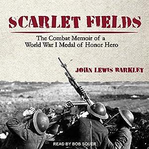Scarlet Fields Audiobook