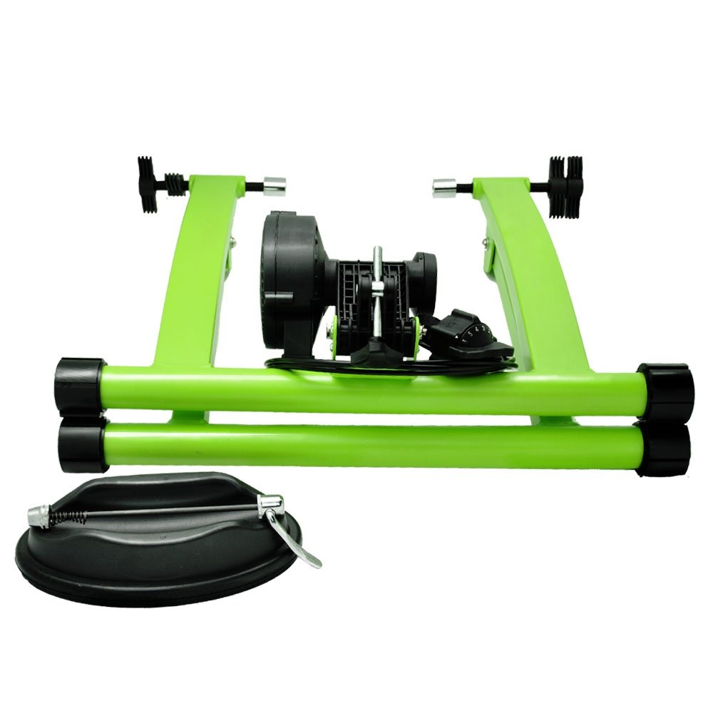 DS Green 6 Levels Magnetic Resistances Bike Trainer Stand by DS (Image #5)