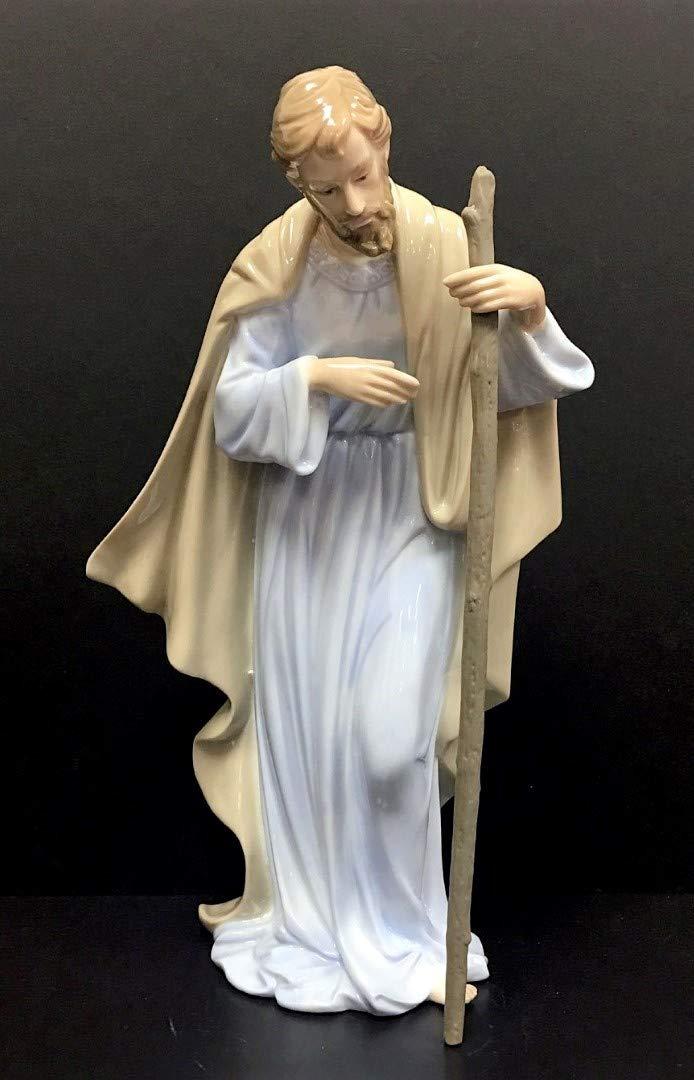 Hampstead Collection 12 Porcelain St Joseph Figurine