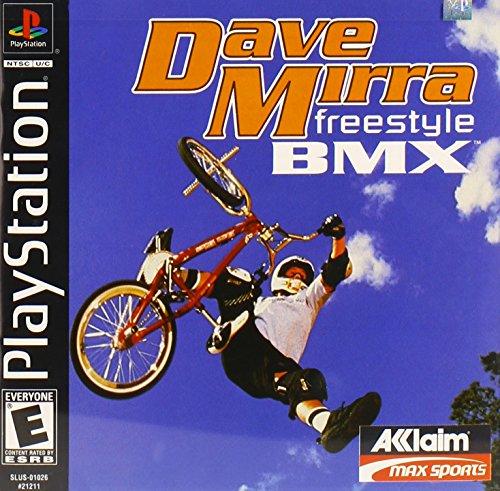 Dave Mirra Freestyle BMX (Freestyle Bmx Riders)