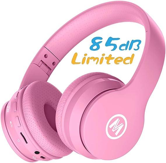 Amazon.com: Mokata - Auriculares infantiles con Bluetooth ...