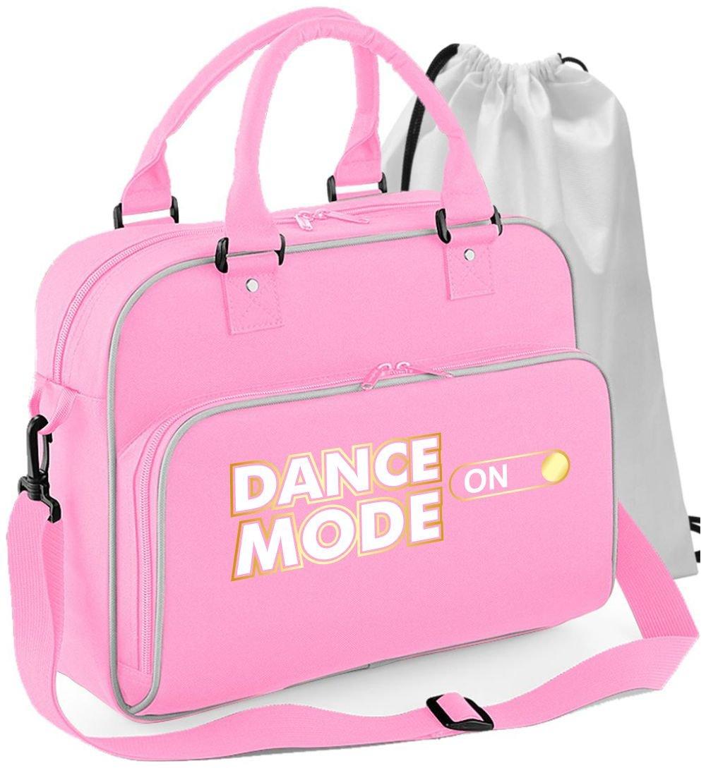 Sac De Danse Sac /À Chaussures /À Cordon Dance /& Shoe Bag 4 Couleurs MusicaliTee Indian Dancing Dance Mode on