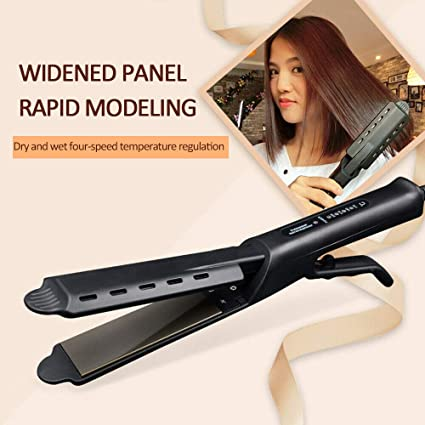 Salon Ceramic Tourmaline Ionic Flat Iron Hair Straightener