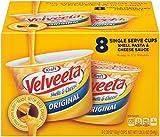 Velveeta Shells and Cheese Original Single Serve Cups, 2.39 Ounce, 8 Count