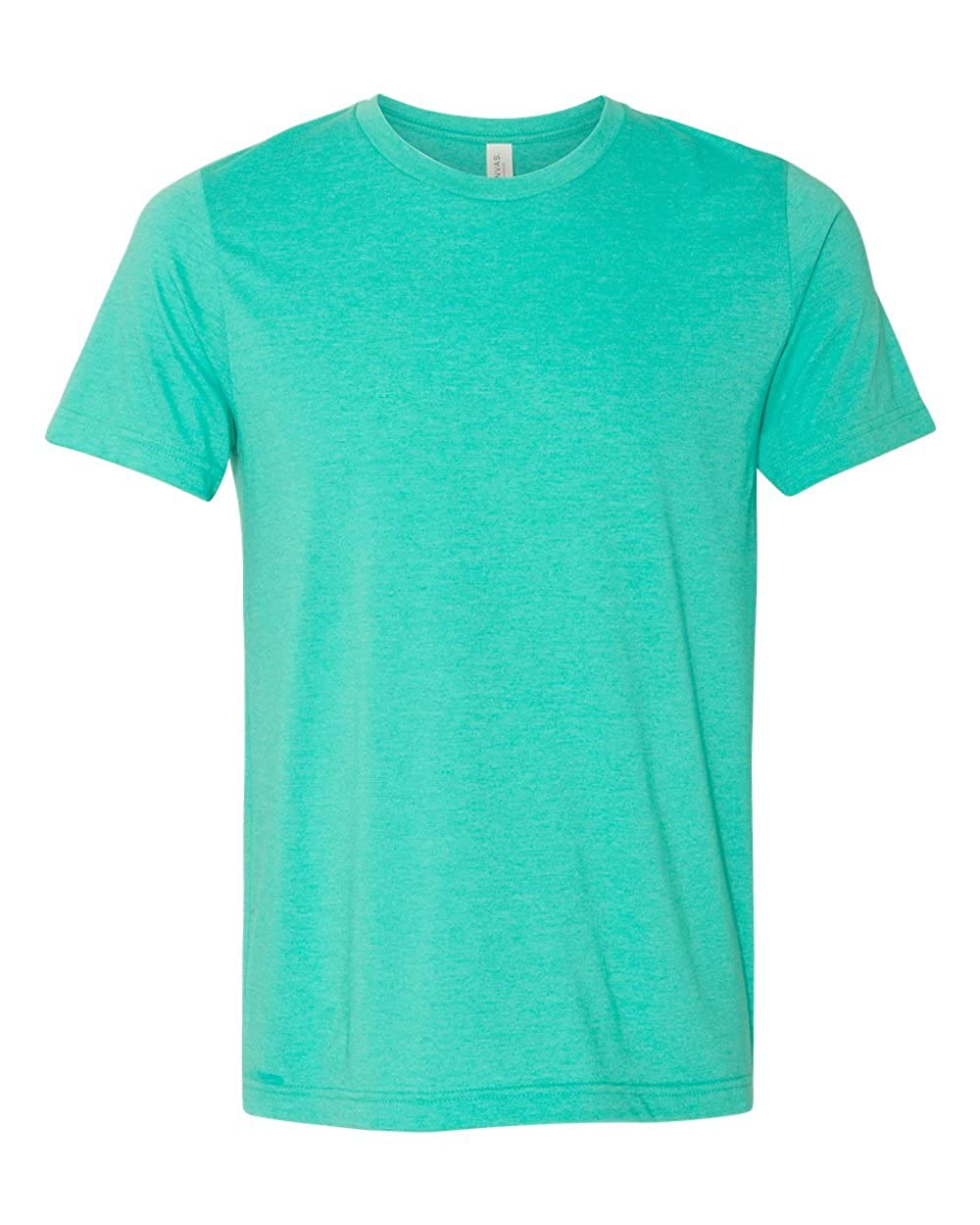 HEATHER SEA GRN Style # 3001C - Original Label 3XL - Bella Canvas Unisex Jersey Short-Sleeve T-Shirt