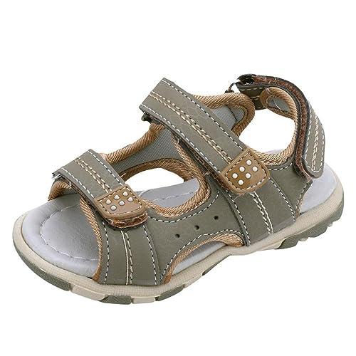 Bautizo Niño Zapatos, Zolimx 💕 Verano Zapatos Niños Niñas Playa Corriendo Deporte Sandalias Zapatos Zapatillas de Deporte: Amazon.es: Zapatos y ...