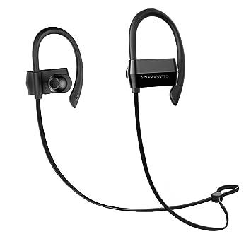 SoundPEATS Q23- Auriculares inalámbricos Bluetoot, aislamiento de ruido, resistentes al