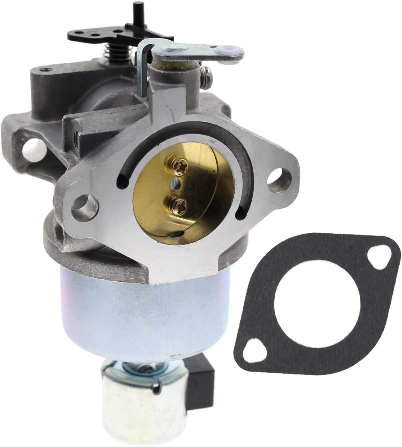 Carbhub 594605 Carburetor for Briggs & Stratton 594605 792768 591734 594603 Single Cylinder Engine Replacement Carburetor - 594605 Carburetor