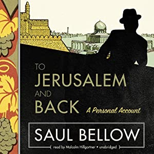 To Jerusalem and Back Audiobook