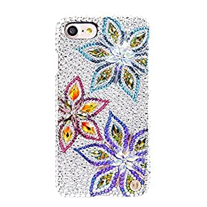 Uunique iPhone 8/7 Premier Swarovski Hard Shell Floral Infusion