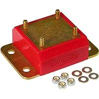 PROTHANE 1-1601 Red Transmission Mount Kit for TJ