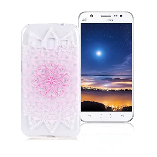2 opinioni per Custodia Samsung Galaxy J5 2015 SM-J500F XiaoXiMi Cover TPU Trasparente Custodia