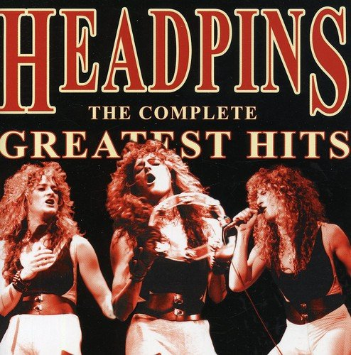 CD : The Headpins - Greatest Hits (CD)