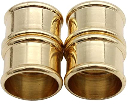jewelry making clasp bracelet clasp 2 clasp per pack bracelet clasp Brass magnetic clasp 4mm hole