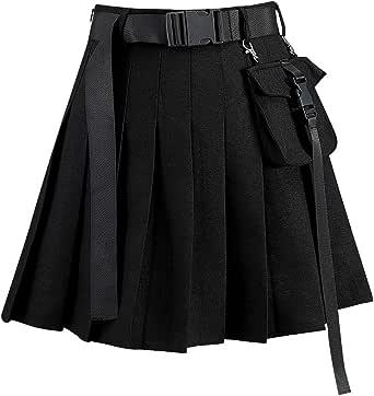 E-girl E1923 - Falda plisada para mujer