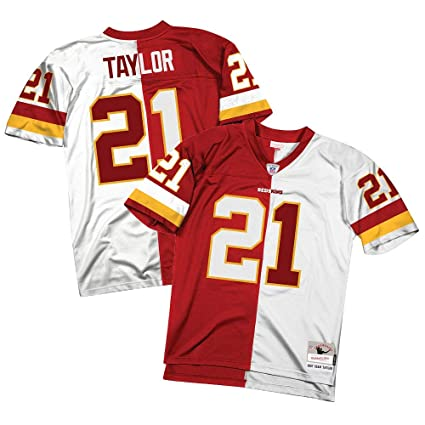 buy online e2a9f ba766 Amazon.com : Mitchell & Ness Sean Taylor 2007 Washington ...