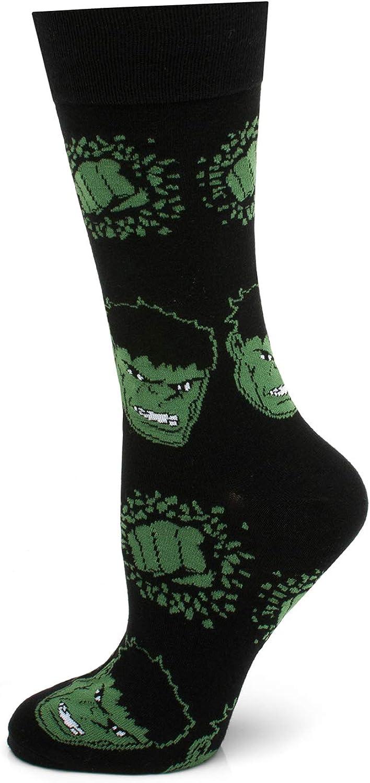 Black Hulk Socks