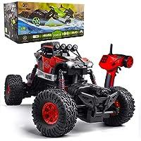 GizmoVine RC Coche Teledirigido Rock Crawler 4WD Talla