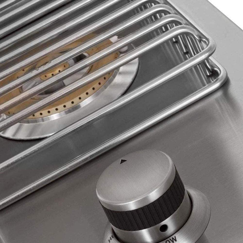 Blaze Grill Built In Stainless Steel Lte Outdoor Single Side Burner Natural Gas Amazon Ca Patio Lawn Garden