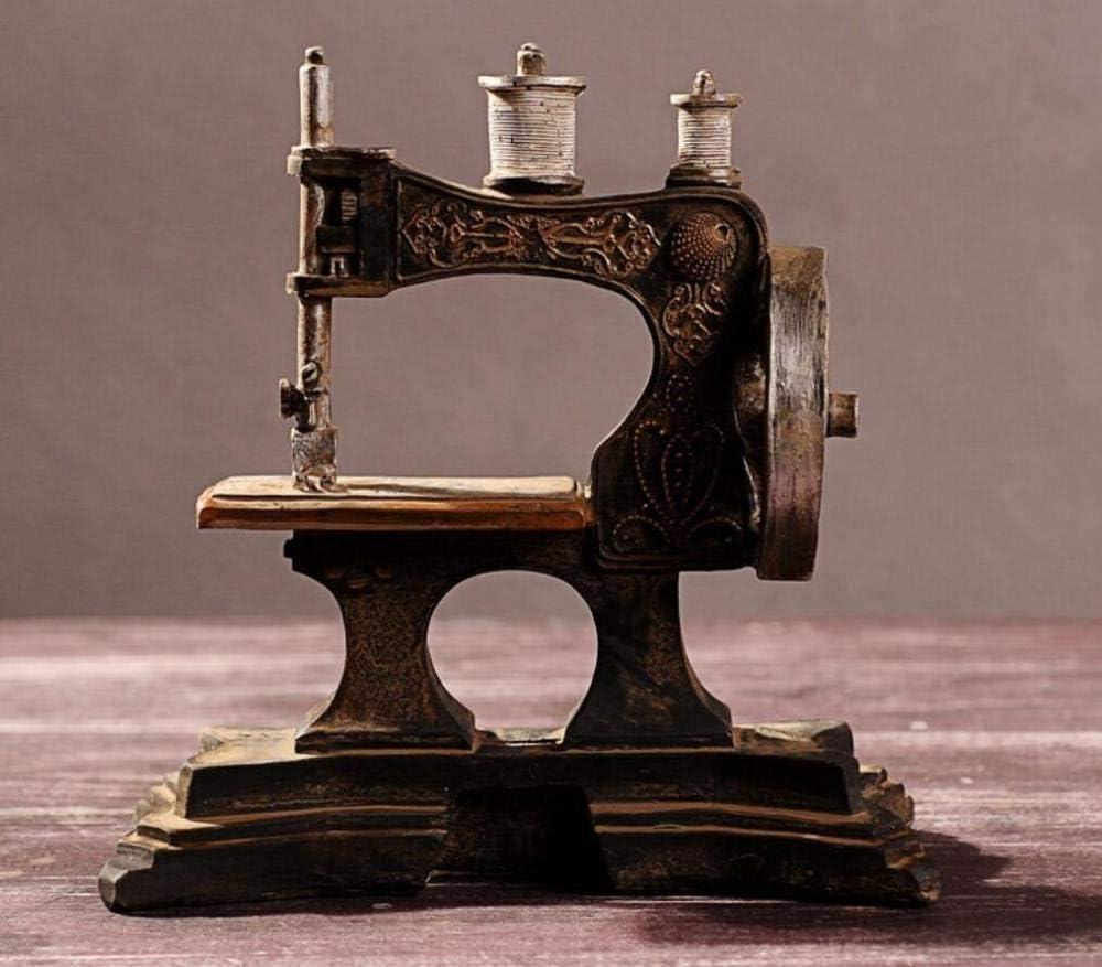 URL Vintage Antiguo Adornos artesanales máquina de Coser ...