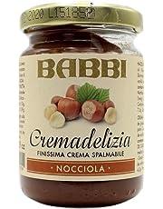 Babbi- Cremadelizia finissima crema spalmabile Nocciola 150g