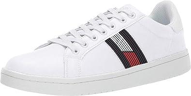cascada marco Pekkadillo  Amazon.com: Tommy Hilfiger Lakely Zapatillas para hombre: Tommy Hilfiger:  Shoes