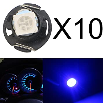 Amazon com: Grandview 10x T4 7 Sockets 5050-1SMD 12V Instrument