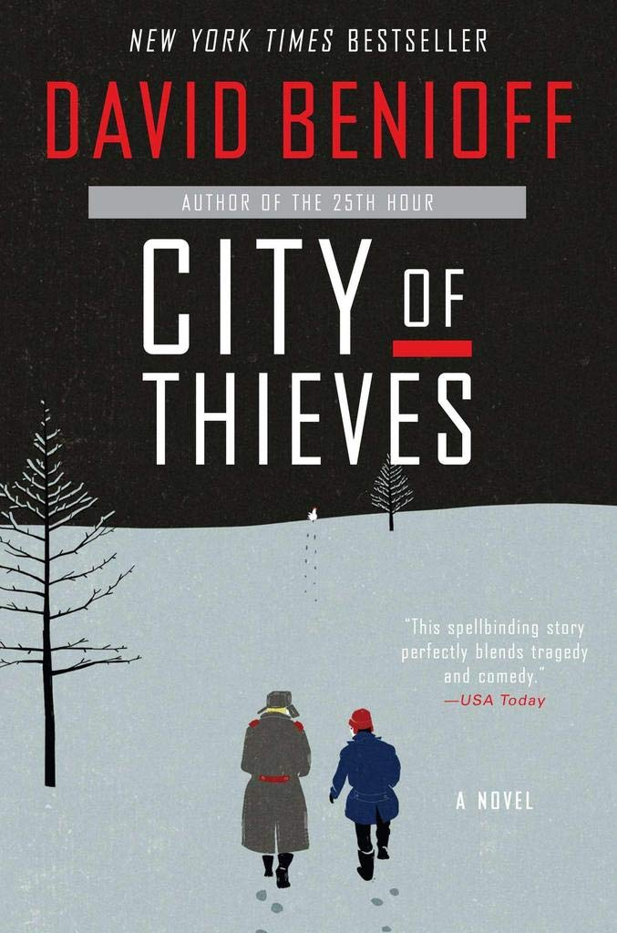 Image result for city of thieves