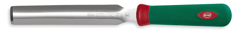 Sanelli Premana Professional Line,Ham boner Cm.20,Stainless Steel,Green and Red,32.5x2.5x3.0 cm 126620
