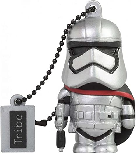 Llave USB 16 GB Captain Phasma - Memoria Flash Drive 2.0 Original ...