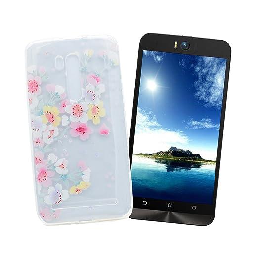 1 opinioni per Cover per ASUS ZenFone Go ZB551KL XiDe Custodia Ultra Leggero Sottile Cover