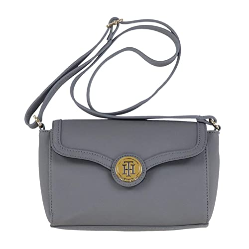 Amazon.com: Tommy Hilfiger - Monedero para mujer, color gris ...