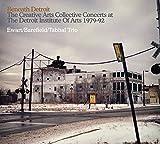 Beneath Detroit : Ewart-Barefield-Tabbal Trio