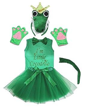 Petitebelle Corona diadema Bowtie Guantes de cola camisa del traje ...