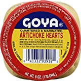 Goya Artichoke Marin Olive Oil, 6-Ounce Units (Pack of 12)