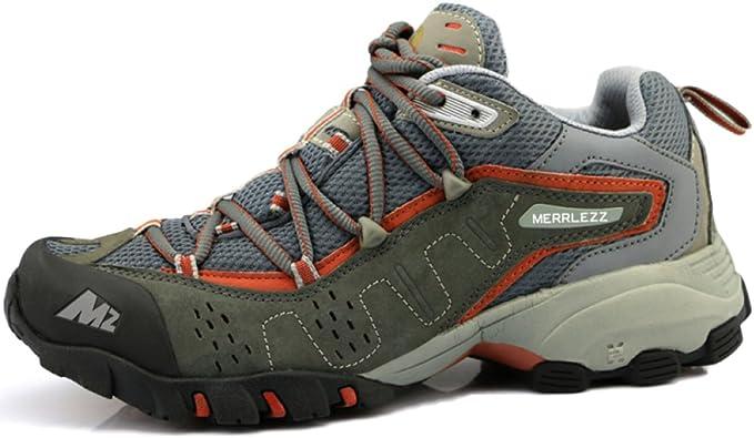Zapatillas De Trail Running para Hombre Sports Fitness Sneakers ...