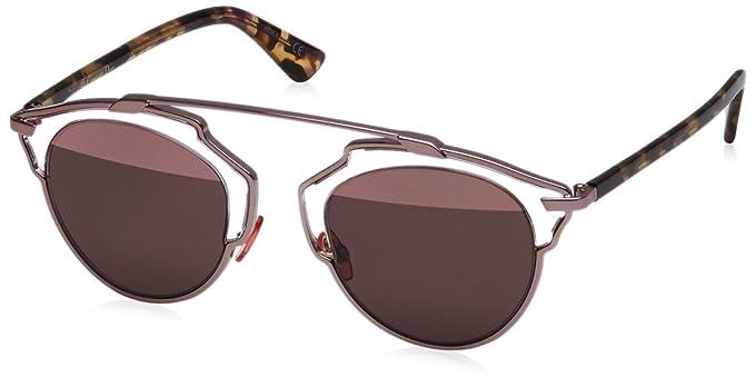 Dior Diorsoreal 8R Gafas de sol, Pink, 48 para Mujer: Amazon ...