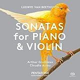 Sonates pour piano et violon