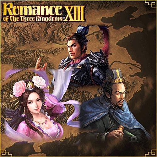 Romance Of The Three Kingdoms XIII: 'Campaign Against Lu Bu' Scenario - PS4 [Digital Code]