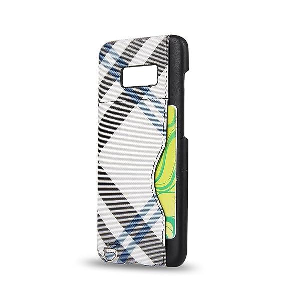 Amazon Com Galaxy S8 Wallet Phone Case Savyou Slim Vintage
