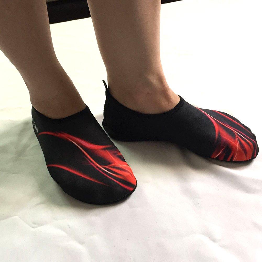 Amazon Com Xinhuaya Running Swimming Beach Light Aqua Outdoor Water Shoes Sports Outdoors