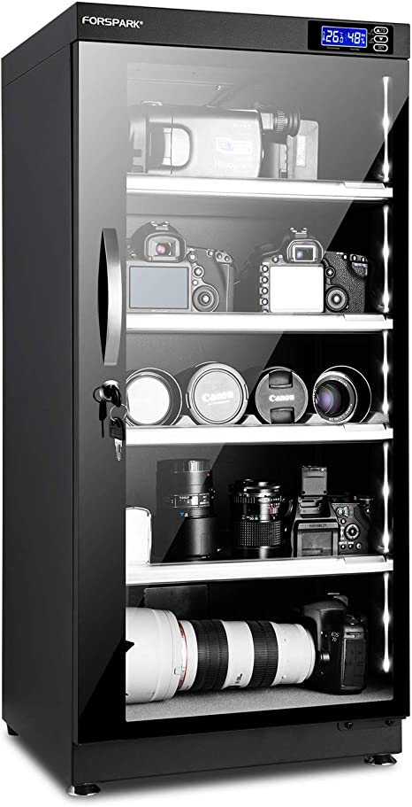 FORSPARK Gabinete para deshumidificar cámaras secas | 15 W 125 L ...
