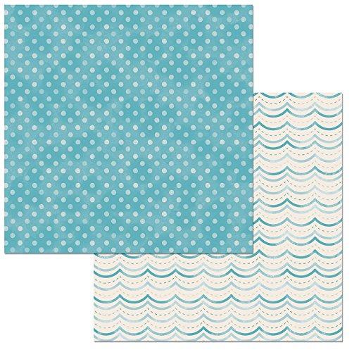 - Bo Bunny 7310244 Zoo Paper 12-x-12-Inch Multicolor