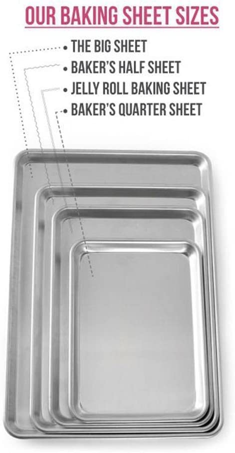 Nordic Ware Insulated Baking Sheet Metallic by Nordic Ware